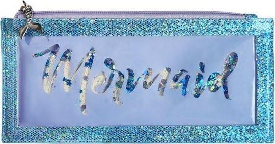 Piórnik Incood Piórnik Mermaid wodne cekiny turkusowy 1