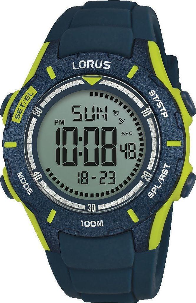 Zegarek Lorus Zegarek Lorus R2365MX9 Sportowy Młodzieżowy uniwersalny 1