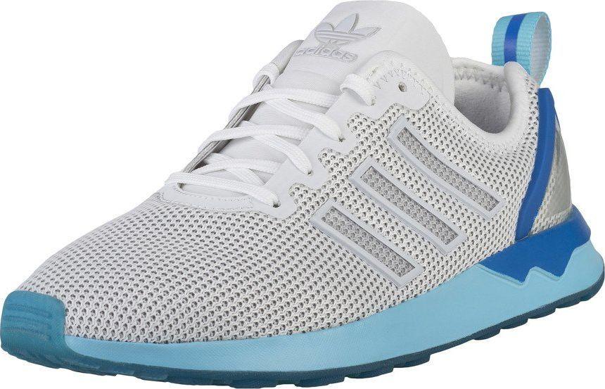 oficjalne zdjęcia dostać nowe nowy design Adidas Buty męskie Zx Flux Adv białe r. 39 1/3 (S79014) ID produktu: 5921641