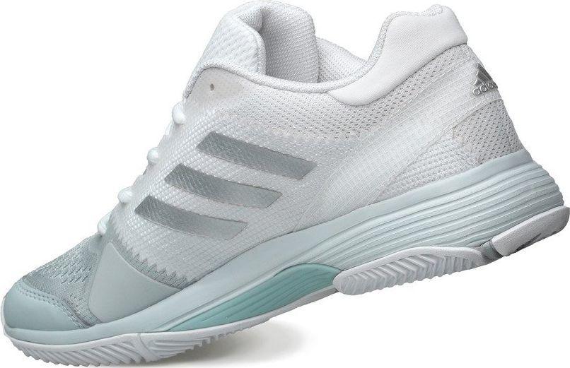 Adidas Buty damskie Barricade Club W białe r. 37 13 (BB3378) ID produktu: 5921688