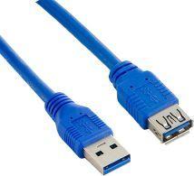 Kabel USB 4World USB 3.0 AM-AF 1.8m 08955 1