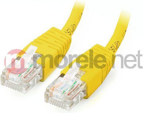 Equip Kat.6 UTP 0.5m Żółty 625467 1