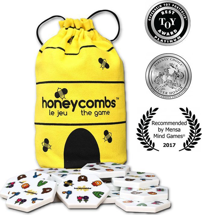 Piatnik Gra Honeycombs 1