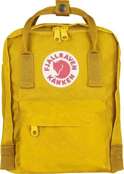 szalona cena dobra jakość przemyślenia na temat Fjallraven Plecak Fjallraven Kanken Mini Warm Yellow/ Żółty uniwersalny ID  produktu: 5931719