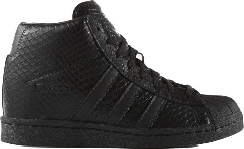 Adidas Superstar Up W Buty Uniwersalne Damskie Tanie Czarne