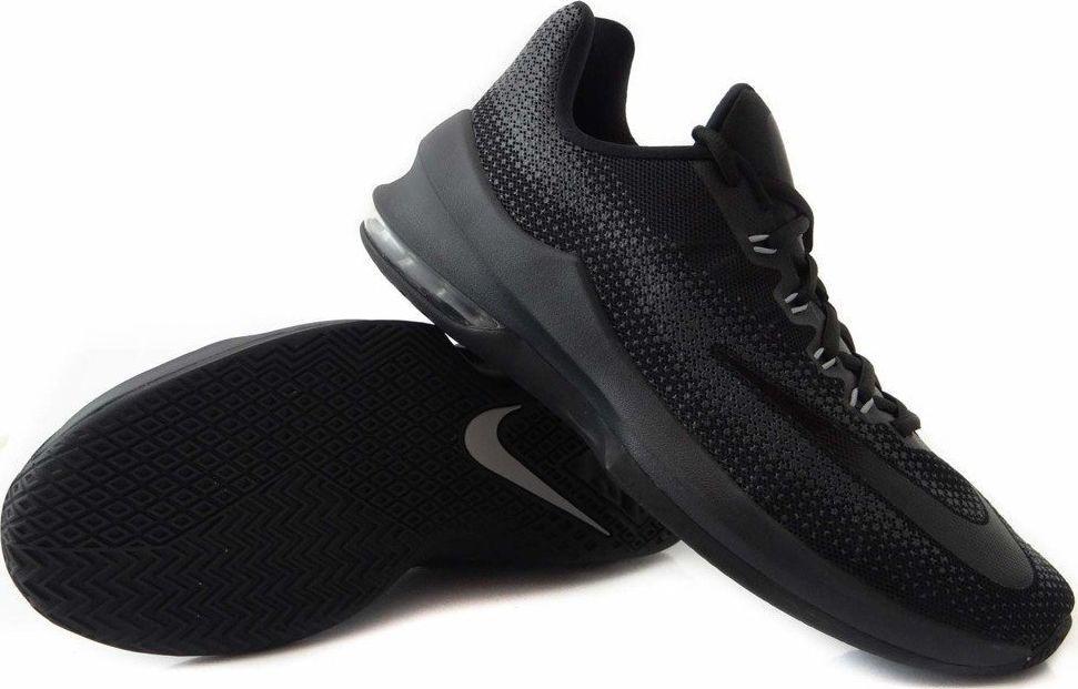 Nike Buty męskie Air Max Infuriate Low czarne r. 44 12