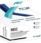Tiom Tusz Tiom do Brother LC985 | DCP-J125/MFC-J415W | cyan 1