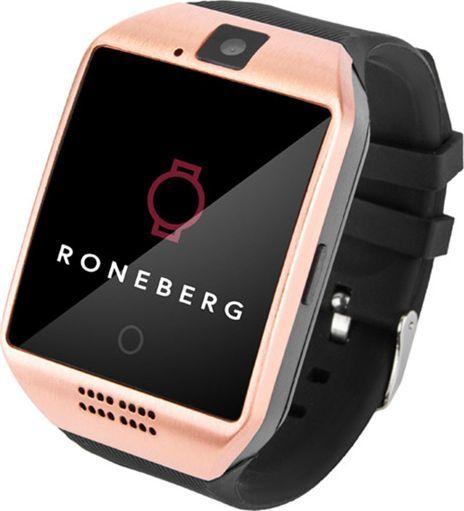 Smartwatch Roneberg RQ18 Złoty  1
