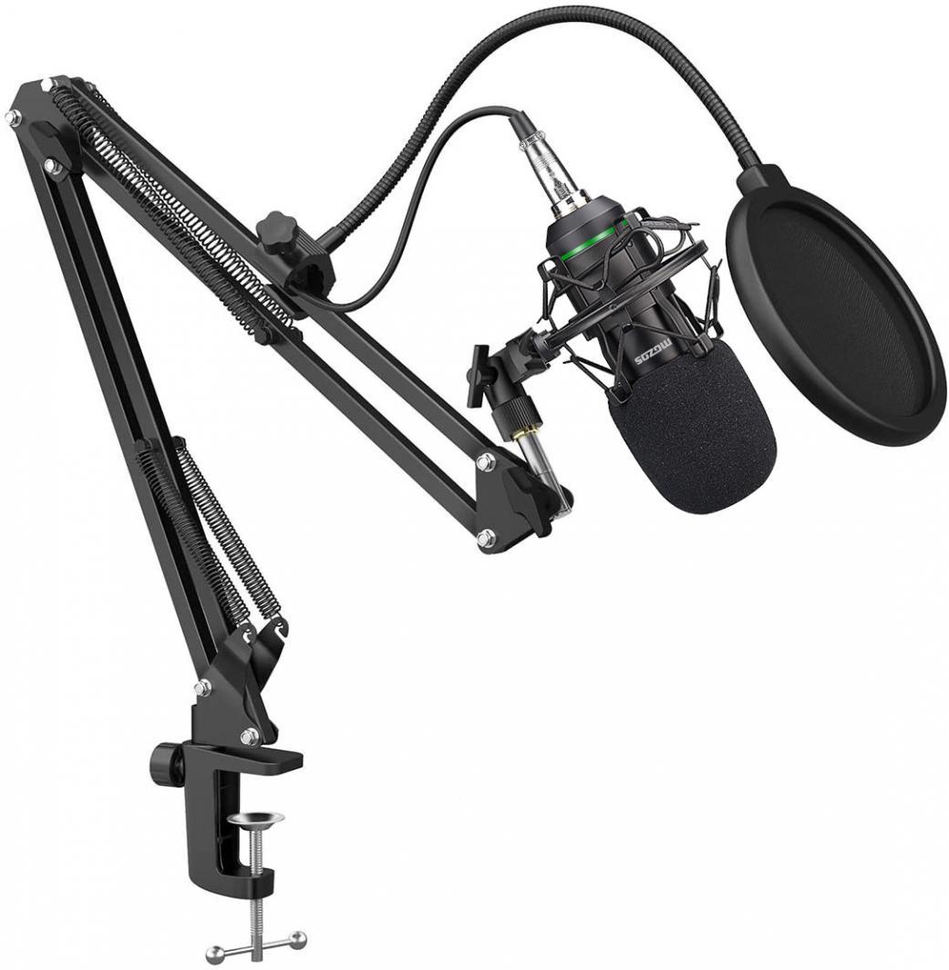 Mikrofon Mozos Zestaw mikrofonowy XLR MKIT-800PRO 1
