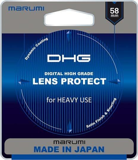 Filtr Marumi MARUMI DHG Filtr fotograficzny Lens Protect 58mm uniwersalny 1