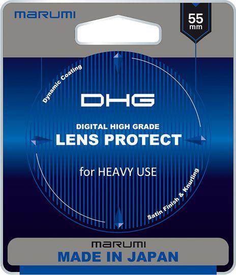 Filtr Marumi MARUMI DHG Filtr fotograficzny Lens Protect 55mm uniwersalny 1