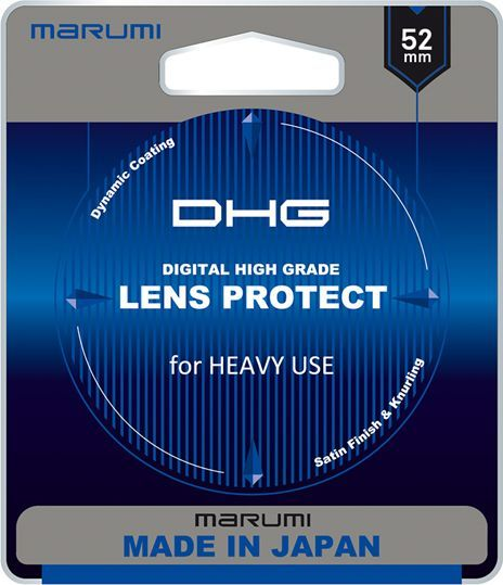 Filtr Marumi MARUMI DHG Filtr fotograficzny Lens Protect 52mm uniwersalny 1