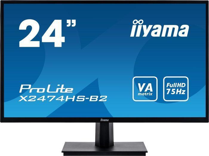 Monitor iiyama ProLite X2474HS-B2 1