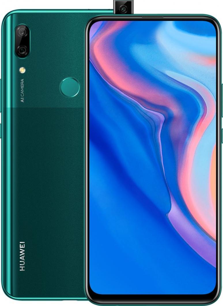 Smartfon Huawei P Smart Z 64 GB Dual SIM Zielony  (51094KSD) 1