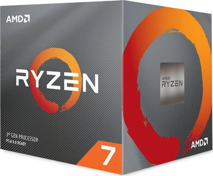 Procesor AMD Ryzen 7 3800X, 3.9GHz, 32 MB, BOX (100-100000025BOX) 1