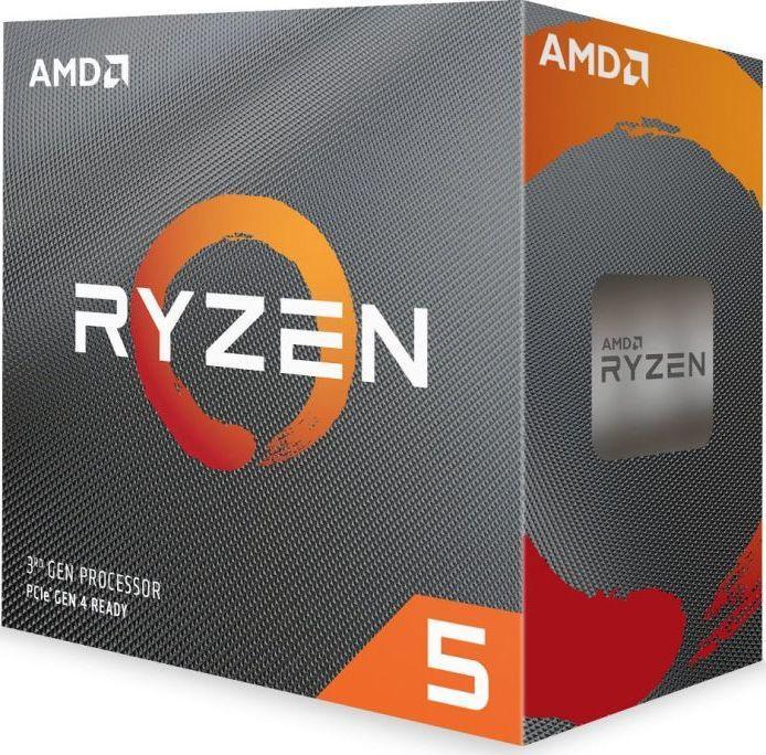 Procesor AMD Ryzen 5 3600, 3.6GHz, 32 MB, BOX (100-100000031BOX) 1