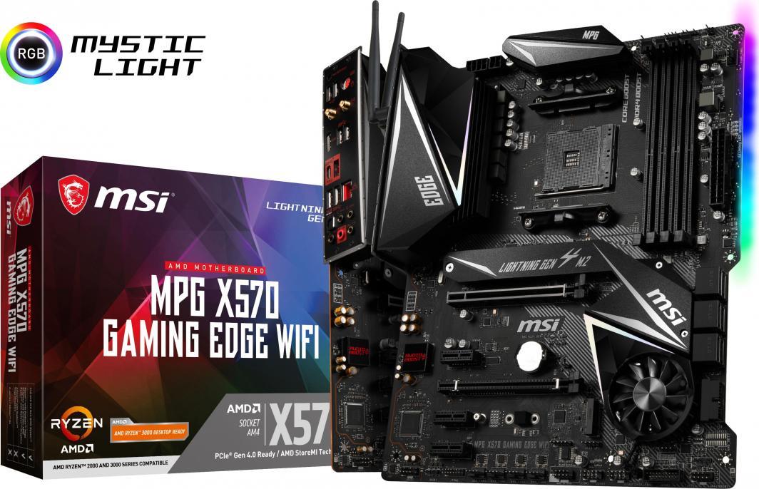 Płyta główna MSI MPG X570 GAMING EDGE WIFI 1