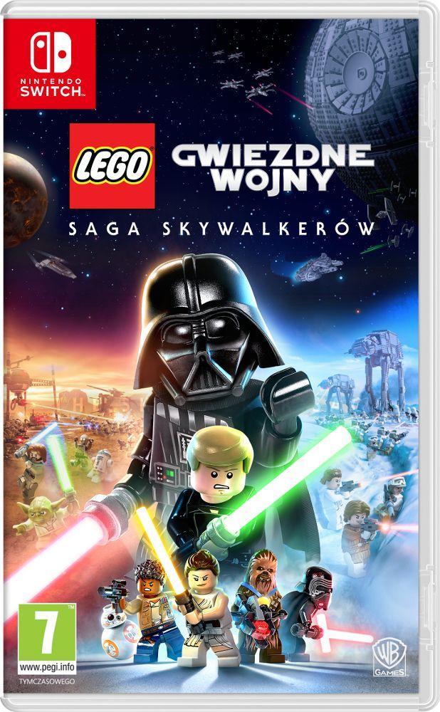Lego Gwiezdne Wojny: Saga Skywalkerów 1