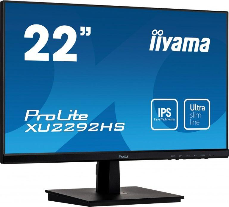 Monitor iiyama ProLite XU2292HS-B1 1