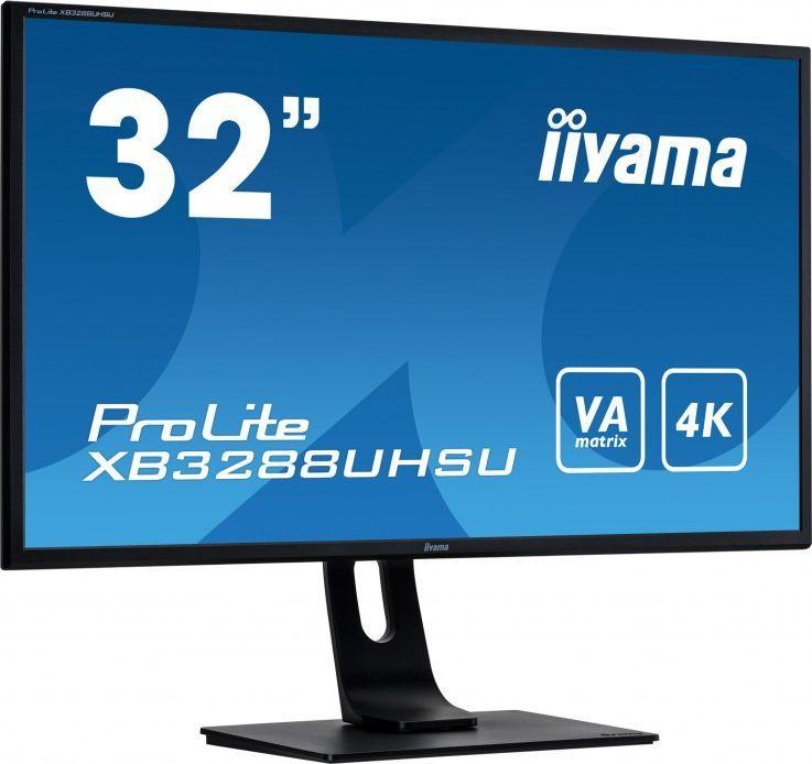 Monitor iiyama ProLite XB3288UHSU-B1 1