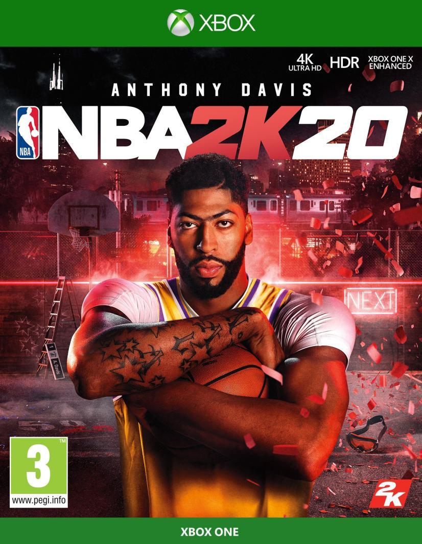 NBA 2K20 Xbox One 1