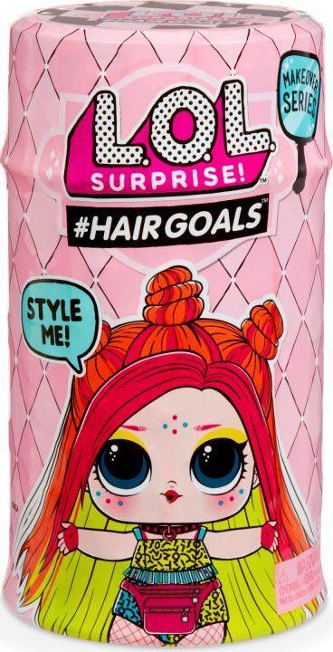 MGA LOL Surprise Hairgoals Makeover seria 2A (557067) 1