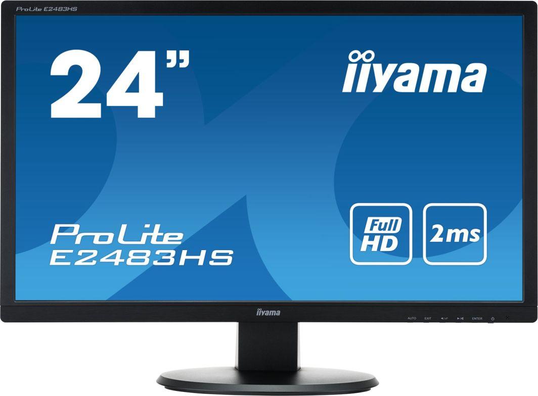 Monitor iiyama E2483HS-B1 1
