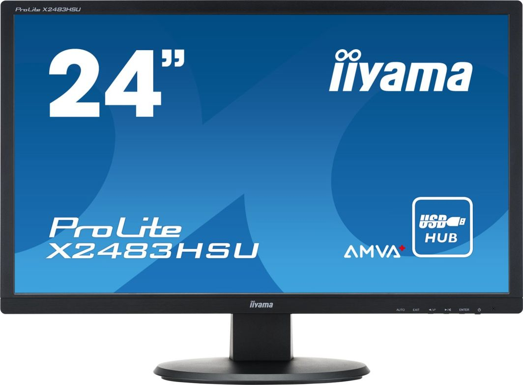 Monitor iiyama X2483HSU-B2 1