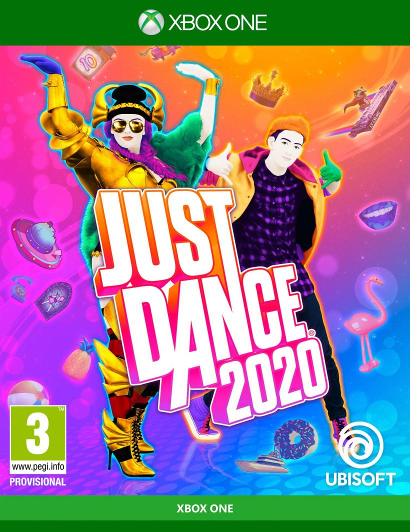 Just Dance 2020 Xbox One 1