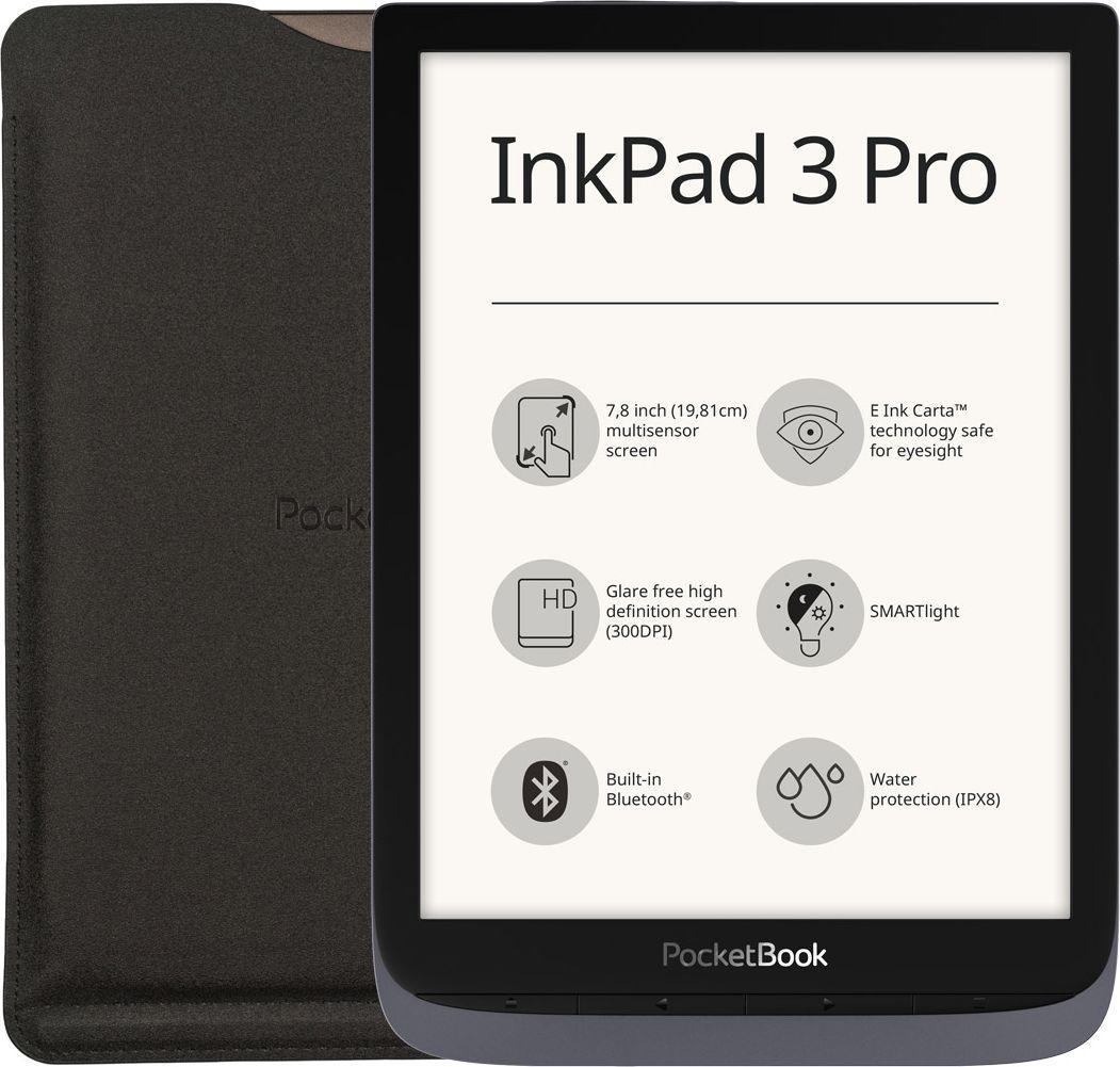 Czytnik PocketBook InkPad 3 Pro + etui (PB740-2-J-WW) 1