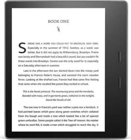Czytnik Amazon Kindle Oasis 3 bez reklam (B07L5GDTYY) 1