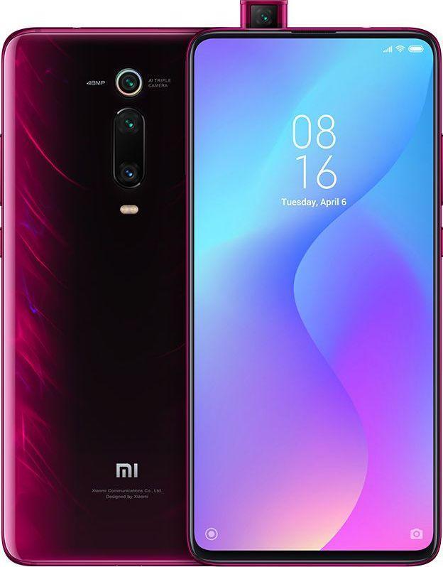 Smartfon Xiaomi Mi 9T 64 GB Dual SIM Czerwony  (Mi 9T red) 1