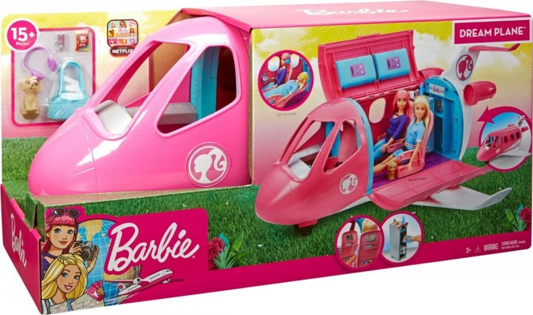 Barbie Samolot (GDG76) 1