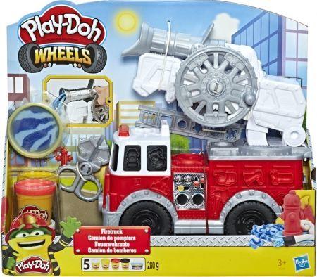 Play-Doh Wóz Strażacki (E6103) 1
