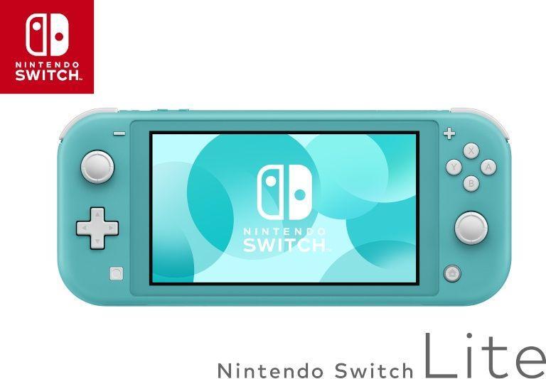 Nintendo Switch Lite Turquoise 1