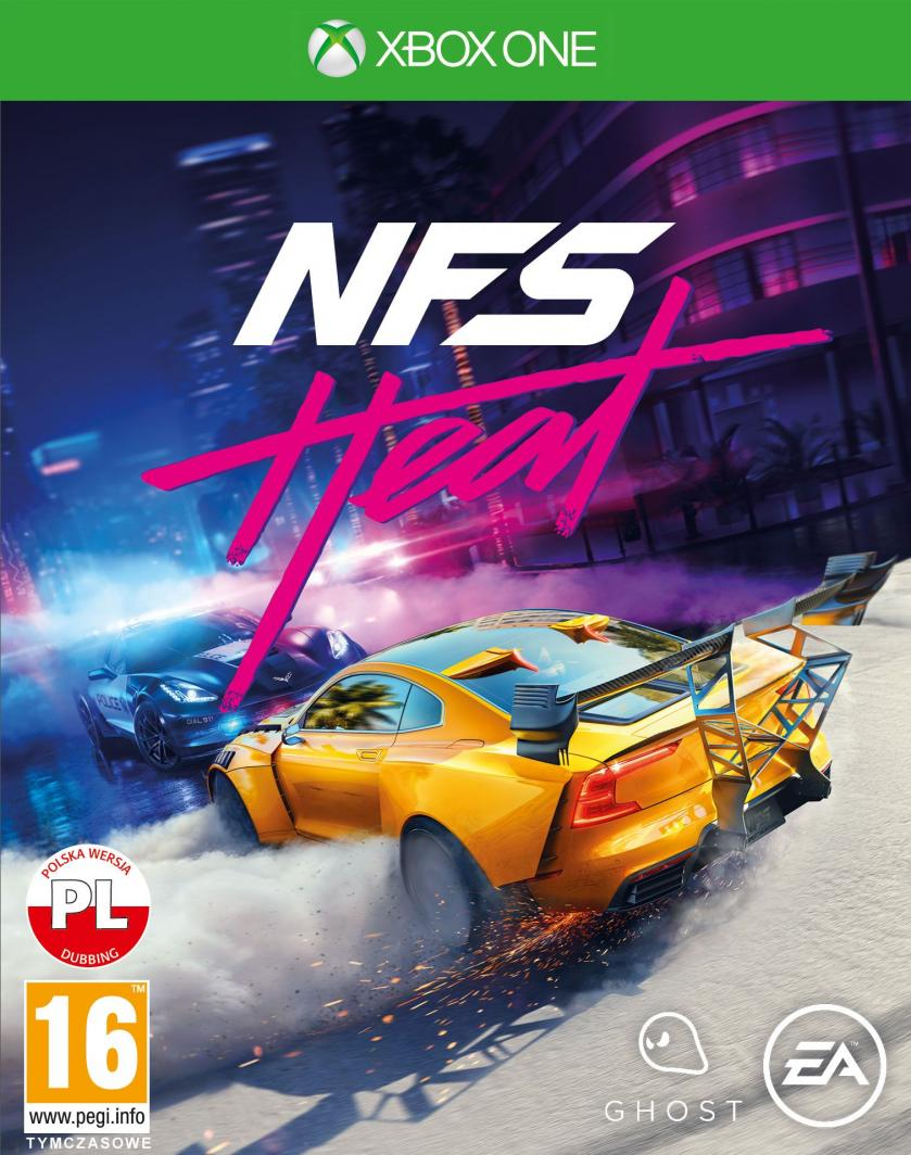 Need for Speed HEAT 1