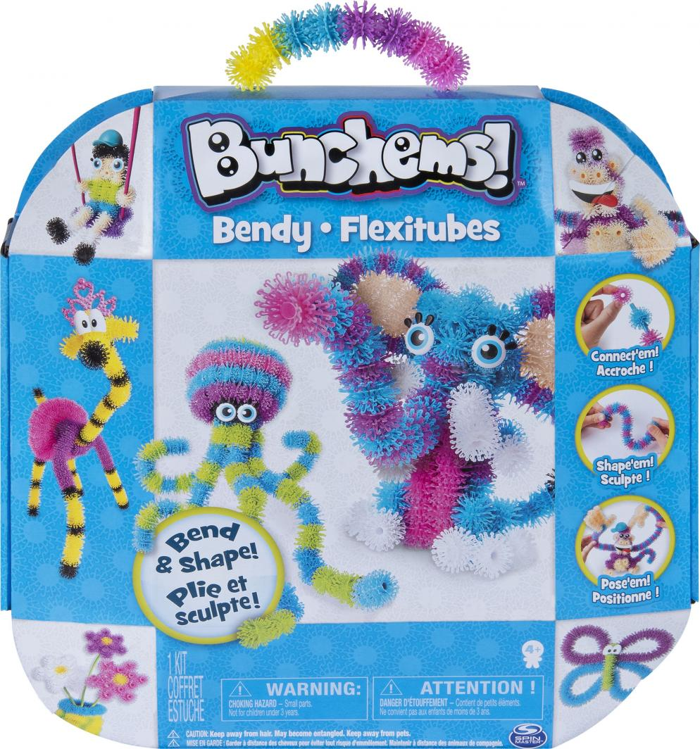 Spin Master Bunchems Bendy (6046471) 1