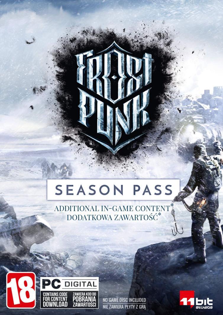 Frostpunk Season pass 1