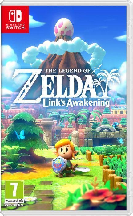The Legend of Zelda: Link's Awakening Nintendo Switch 1