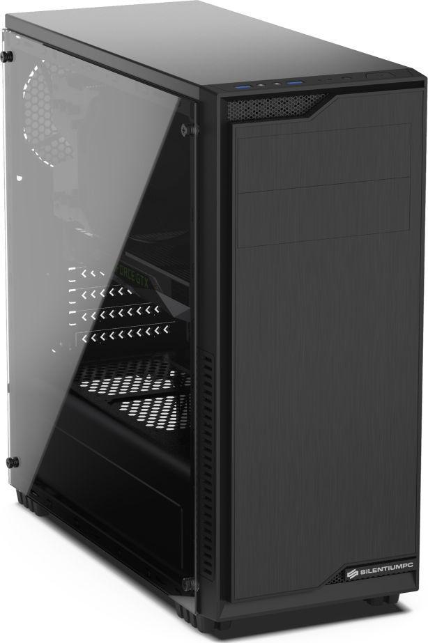 Komputer Media Center Pentium Gold G5400, 8 GB, 240 GB SSD 2 TB HDD Windows 10 Pro 1