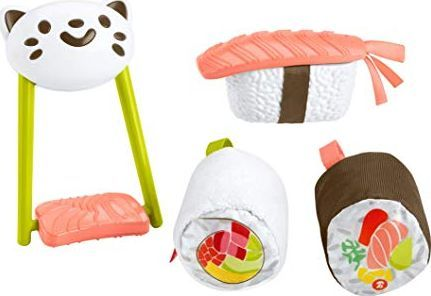 Fisher Price zabawka sensoryczna zestaw sushi (FXC06) 1