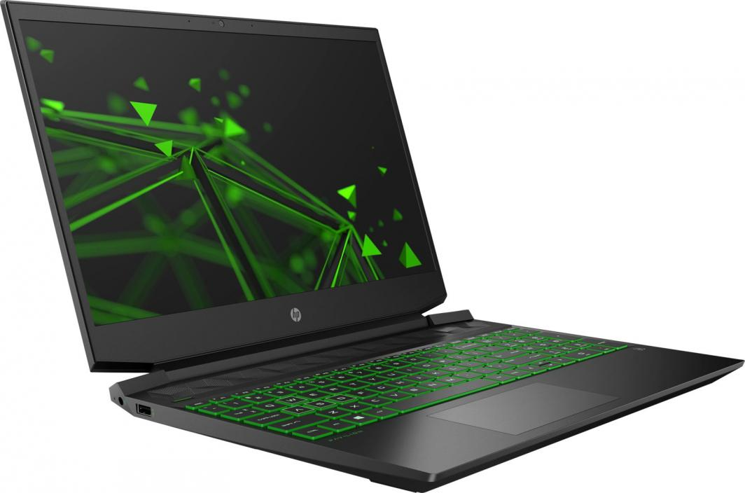 Laptop HP Pavilion Gaming 15-ec0004nw (8BR07EA) 8 GB RAM/ 512 GB M.2 PCIe/ Windows 10 Home 1