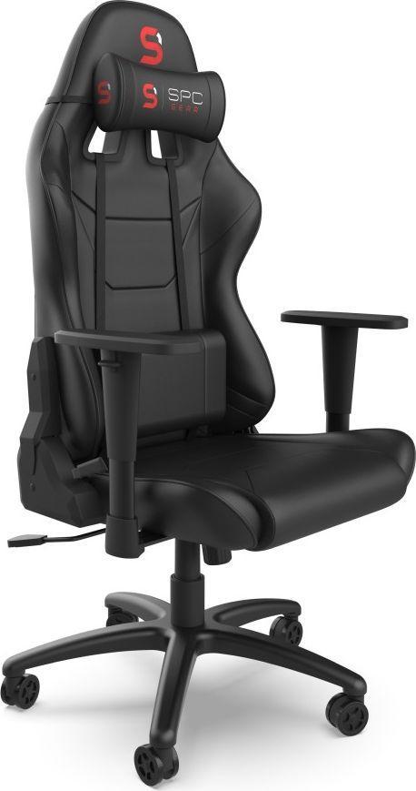 Fotel SPC Gear SR300 V2 Czarny (SPG034) 1