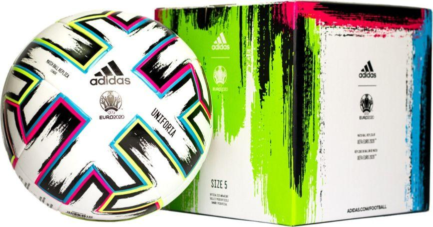 Adidas Piłka Nożna ADIDAS UNIFORIA Euro 2020 Match Ball Replica BOX 1