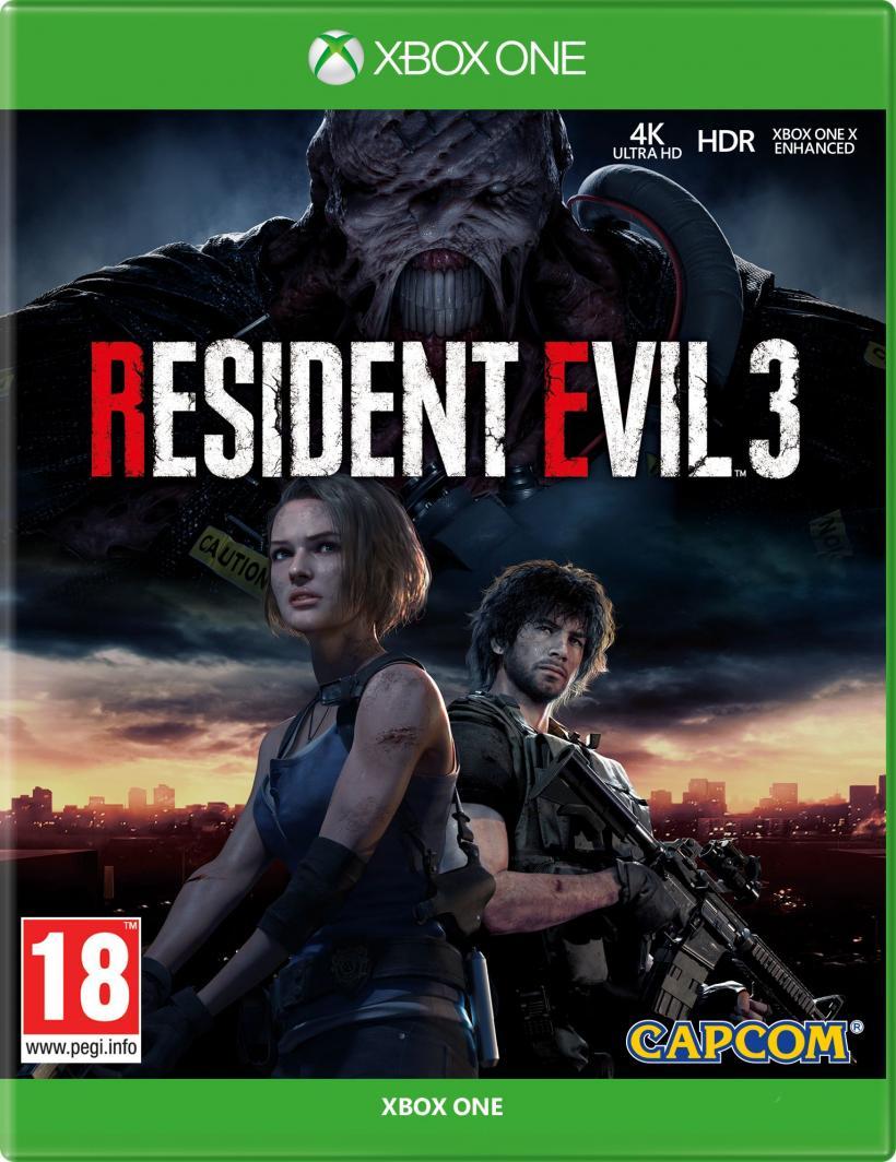 Resident Evil 3 1