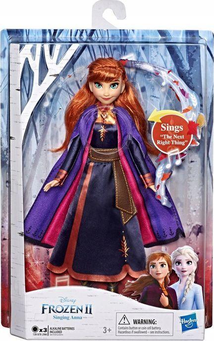 Hasbro Frozen 2 Kraina Lodu 2 Śpiewająca Anna (E5498/E6853) 1