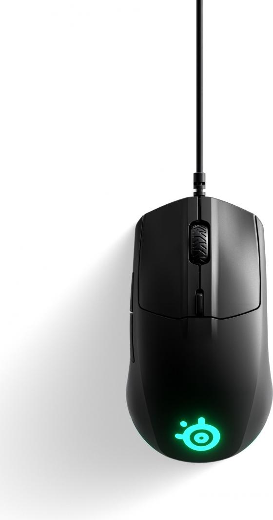 Mysz SteelSeries Rival 3 (62513) 1