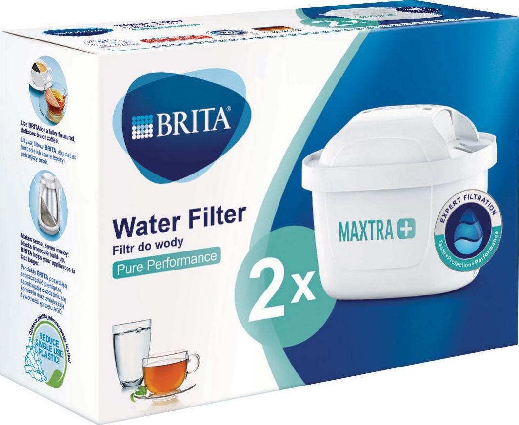 Wkład filtrujący Brita Maxtra+ Pure Performance 2 szt. (1038686) 1