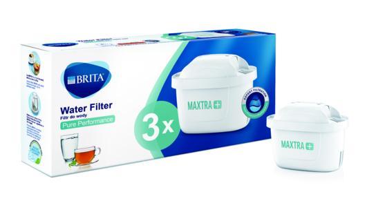 Wkład filtrujący Brita Maxtra+ Pure Performance 3 szt. (1038690) 1