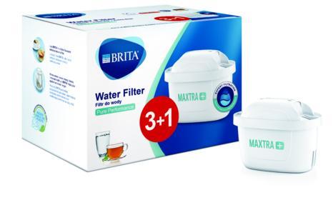 Wkład filtrujący Brita Maxtra+ Pure Performance 4 szt. (1038692) 1